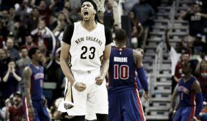 Anthony Davis se compromete con New Orleans