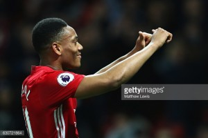 Anthony Martial publicly denies Man United exit rumours