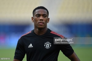 """José Mourinho has """"faith"""" in United forward Anthony Martial amidst transfer speculation"""