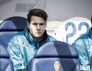 Anton Shvets debuta con el Real Zaragoza