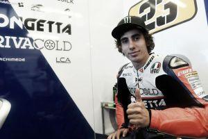 """Niccolò Antonelli: """"Hemos hecho dos grandes sesiones y obviamente estoy contento"""""""