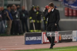 AS Roma 3-0 Chelsea: Conte endures unhappy return to Italy with Blues