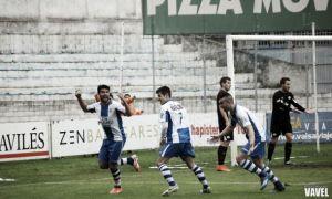 Zamora CF - Real Avilés en directo online en la Segunda B 2015