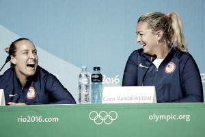 Fed Cup: Bethanie Mattek-Sands, Coco Vandeweghe headline US team facing Czech Republic in the semifinals
