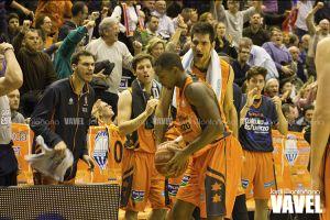 Valencia Basket 2014: el premio al trabajo