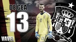 Anuario VAVEL Selección Española 2016: David De Gea, el cambio generacional ha llegado