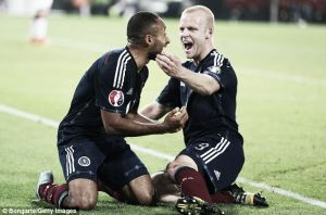 Scotland vs Georgia: Live Stream, Football Scores and Result of Euro 2016 Qualifying