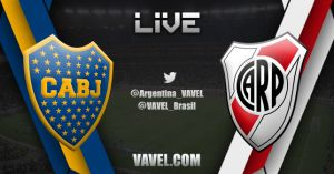 Resultado do jogo Boca Juniors x River Plate ao vivo  na Copa Sul-Americana 2014