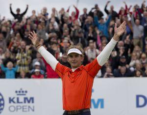 Joost Luiten evita la primera victoria española del año