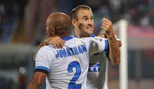 El Inter se aprovecha del Catania