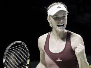 Wozniacki avanzó a tercera ronda de Indian Wells