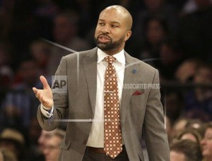 Rodriguez: The Derek Fisher Saga Continues In New York