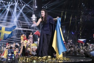 Ucrania se alza con Eurovisión 2016