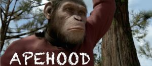 'Apehood', doce años de la vida de un simio