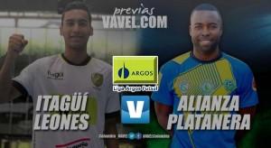Previa Itagüí Leones vs Alianza Platanera: primer round de la final de la Liga Argos