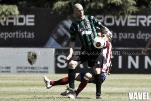 Sestao River - Atlético de Madrid B: disfraz de victoria para seguir sumando