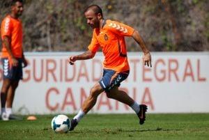 UD Las Palmas - CD Mirandés: Apoño vuelve para ganar