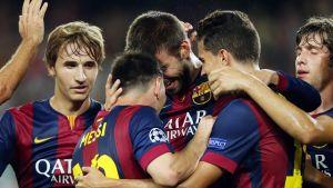 Análisis postpartido: FC Barcelona - APOEL