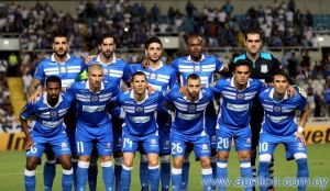 Análisis del rival: Apollon Limassol FC