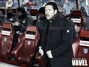 Desestimado el recurso del Atleti por la sanción a Simeone