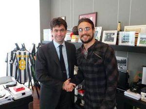 Osvaldo llega a la Juventus