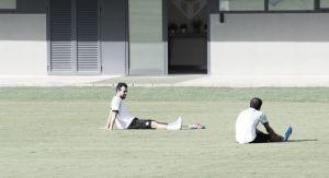 Kadir, Molinero y Chuli ausentes parcialmente durante la sesión matinal