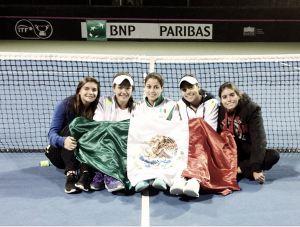 México prolonga su estancia en el Grupo I de la Copa Federación