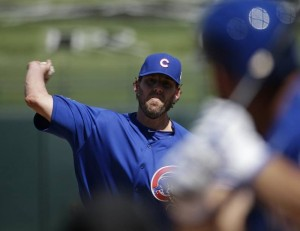 Series Preview: Chicago Cubs - Arizona Diamondbacks
