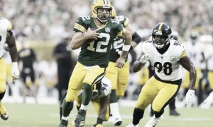 Green Bay Packers blow away the Pittsburgh Steelers