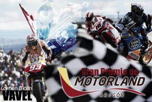 Descubre el Gran Premio de Aragón de MotoGP 2014