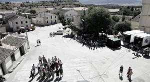 Pueblos de serie en España