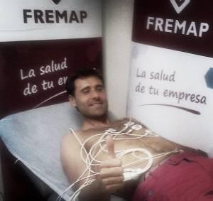 Aranzubía, nuevo portero del Atlético