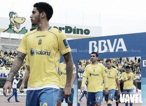 Las Palmas - Ponferradina: reacción y victoria