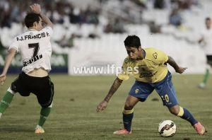 Racing - Las Palmas: puntuaciones de Las Palmas, jornada 4