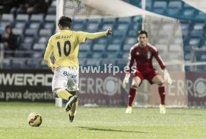 Recreativo - Las Palmas: puntuaciones de Las Palmas, jornada 17 de Liga Adelante