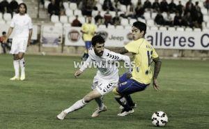 Abacete - Las Palmas: puntuaciones de Las Palmas, jornada 32 de la Liga Adelante