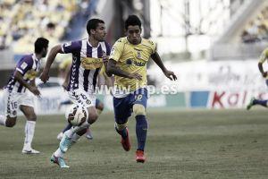 Las Palmas - Real Valladolid: puntuaciones de Las Palmas, vuelta del playoff de ascenso
