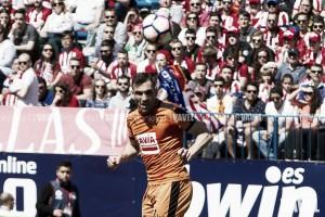 Arbilla no podrá jugar frente al Sporting