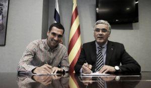 Anaitz Arbilla, nuevo jugador del Espanyol