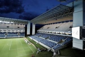 Cuiabá x Náutico na Arena Pantanal será de portões fechados