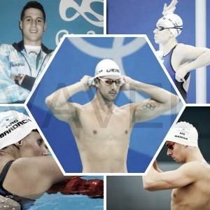 Rio 2016: Argentina sin podios en natación