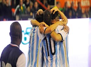 Los goles de Argentina ante Estados Unidos