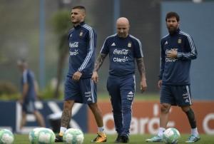 Sampaoli spiega le convocazioni dell'Argentina per Russia 2018