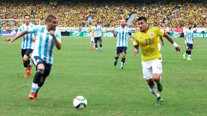 Eliminatorias a Rusia 2018:Brasil y Argentina, renacen