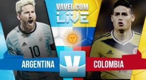 Partido Argentina vs Colombia por las Eliminatorias al Mundial 2018