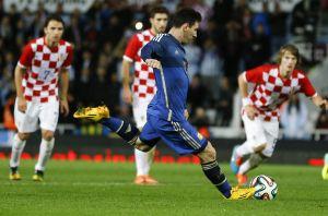 Azulgranas por el mundo: Messi fue clave ante Croacia