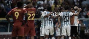 Higuain envoie l'Argentine en demi
