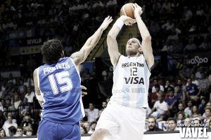 Grecia le gana la primera plaza a Argentina