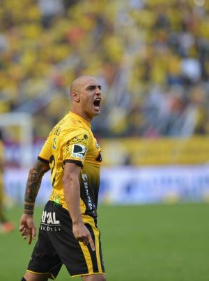 Según mediotiempo, Nahuelpan llegó a un acuerdo con Pumas