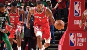 NBA - Ariza decisivo, Houston fa 15! Boston Celtics battuti in volata